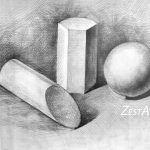 học vẽ cơ bản, mỹ thuật căn bản, hình họa, hội họa cơ bản