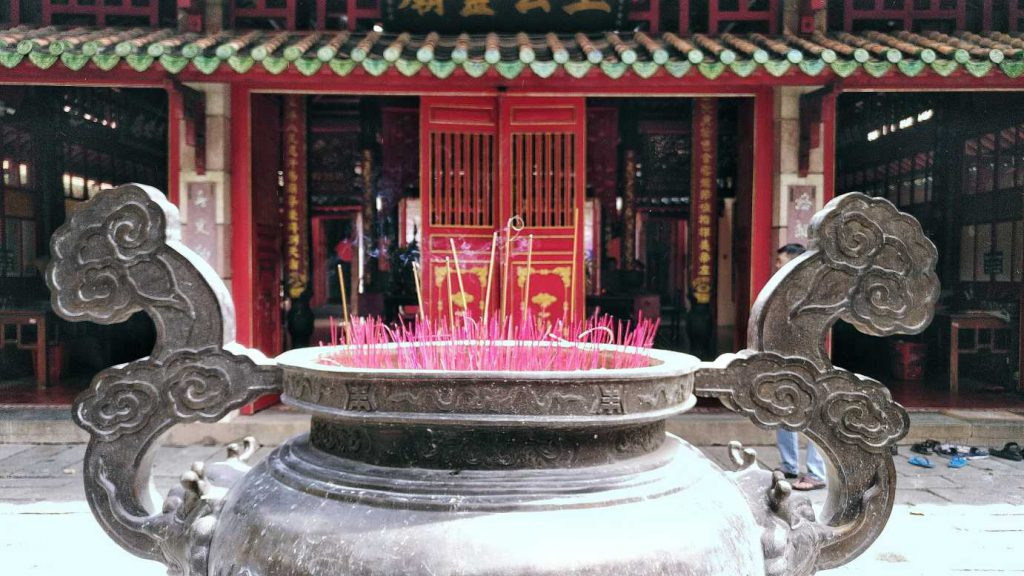 Buổi Kí họa & Kết nối chủ đề Lưu giữ Sài Gòn - Lăng Ông Bà Chiểu