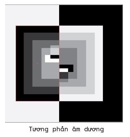 Nguyên lý thị giác, trang trí màu