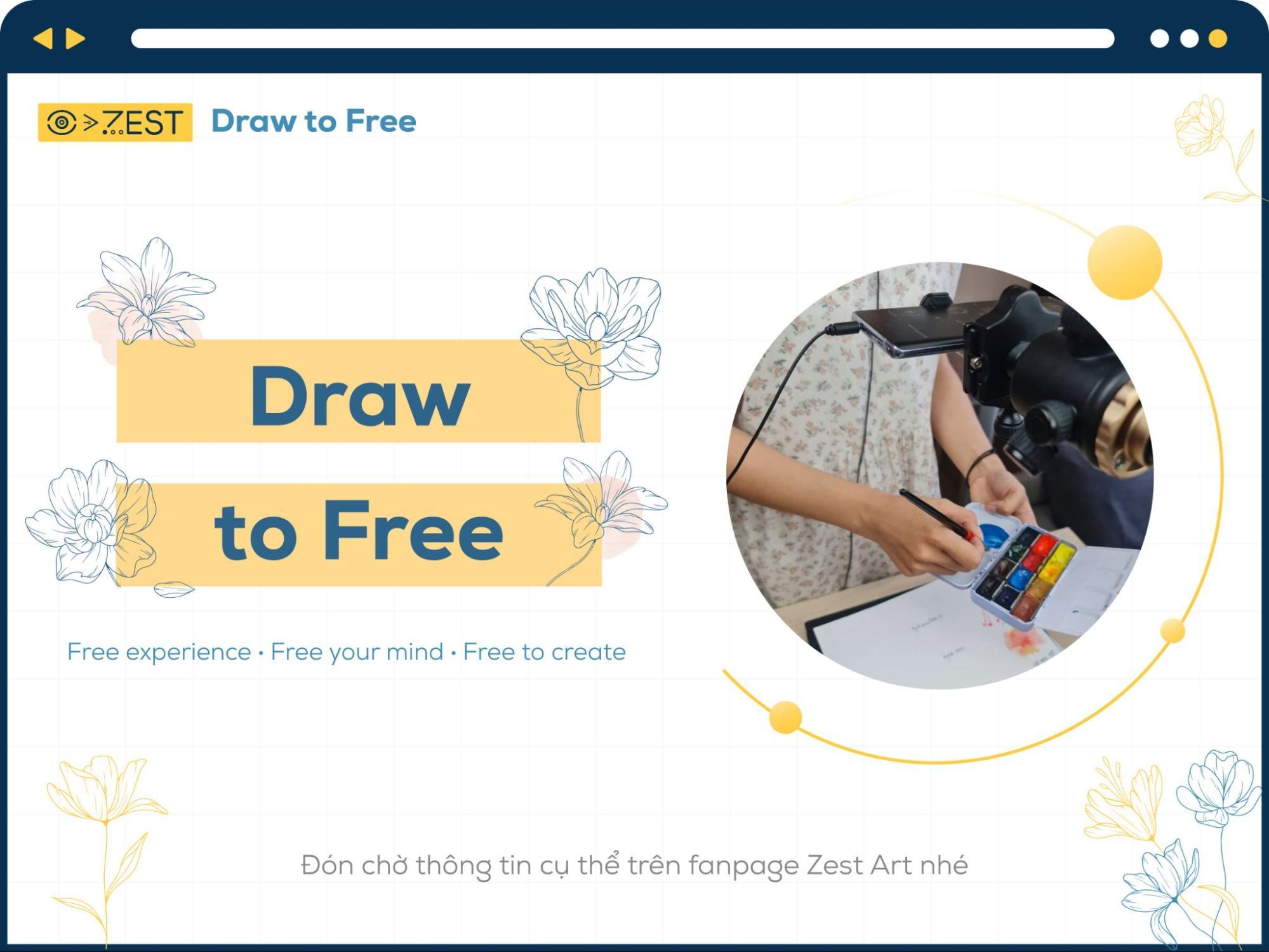 Học vẽ miễn phí