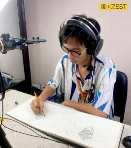 Dạy vẽ chì online